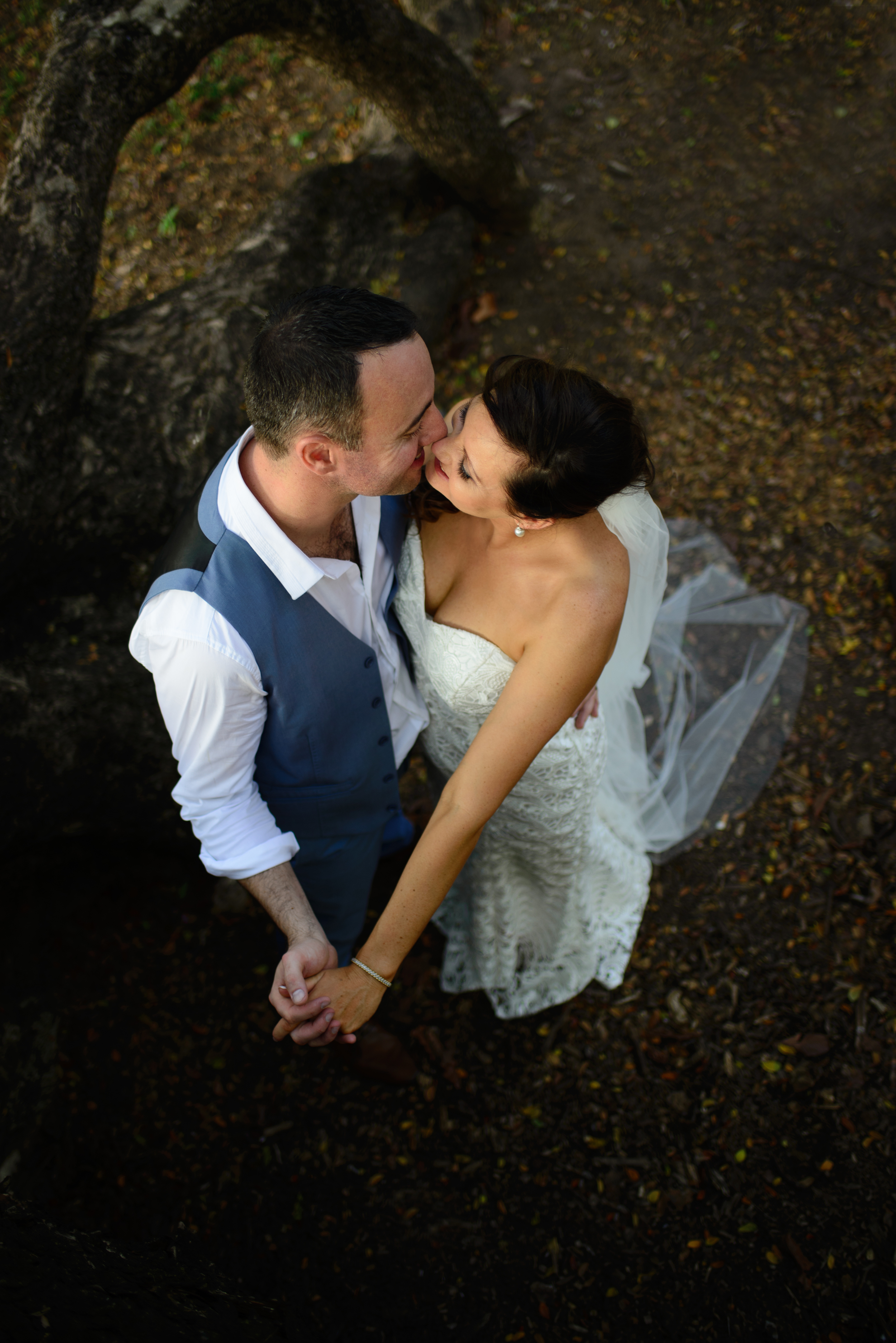 Mark and Suzanne - Top End Weddings