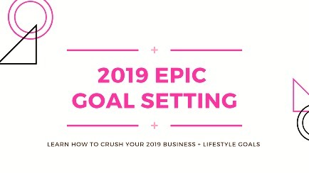 If you set general goals you will get general results, let's get together this Sunday for a free 1 hour webinar with live Q&A on how to set very specific💡 and intentional goals 💰 to grow your pop business and create the lifestyle you want for 2019! One of the biggest issues with goal setting for your pop business is Procrastination. Procrastination can be a vicious cycle…and stand in the way of you achieving your business goals in 2019! BUT…we are going to stop this tonight! Link is in the bio  https://docs.google.com/forms/d/e/1FAIpQLScBRSgOpQscVMJaLACU02ShGUjO1hI-0ccBLXknEh3ZIBwcmQ/viewform