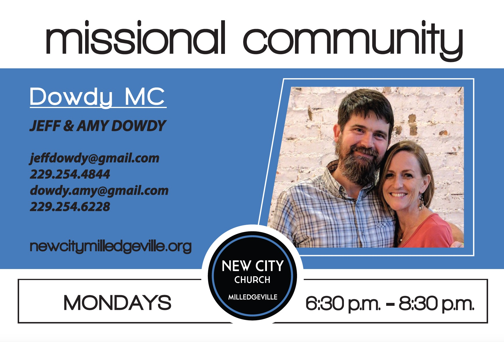 Email the Dowdys '