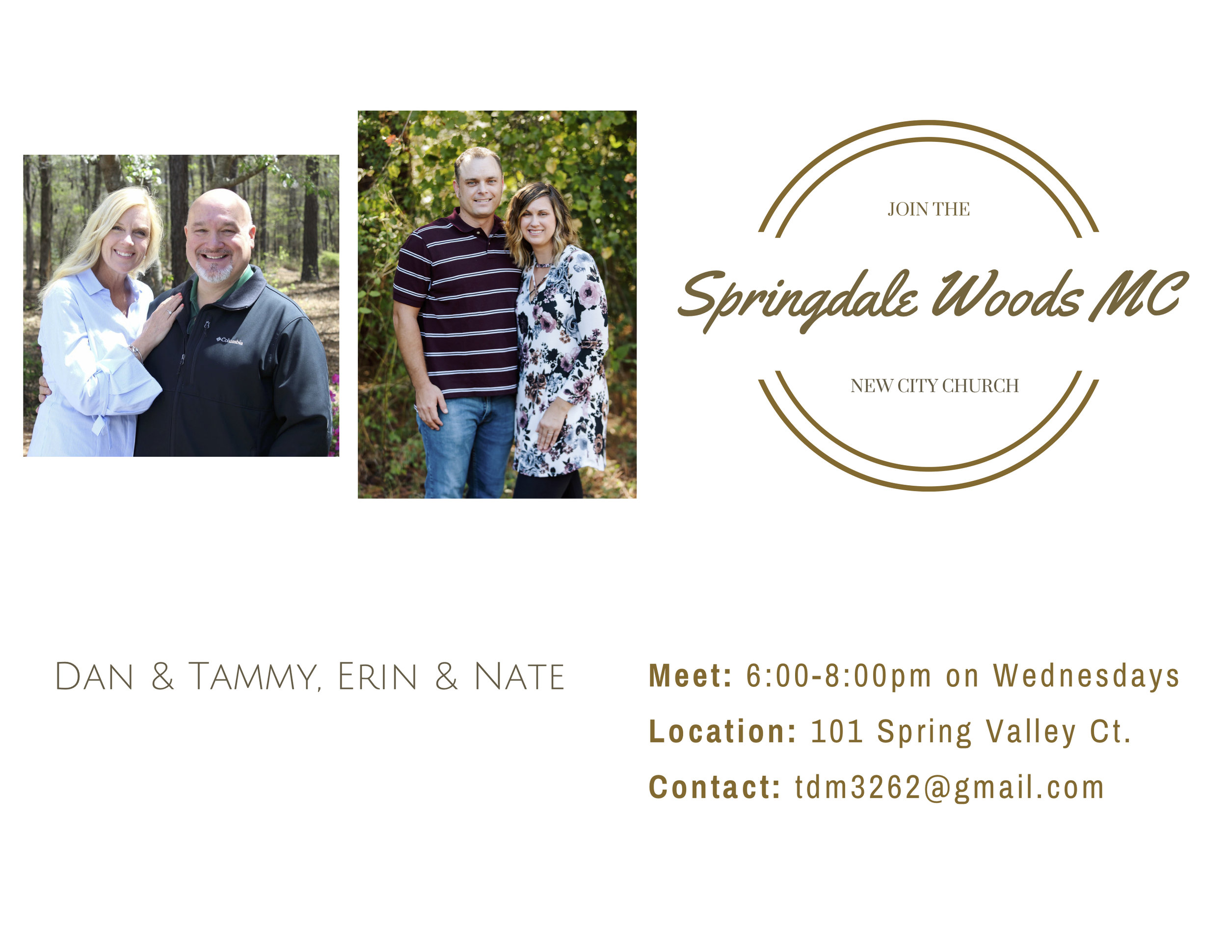 Email the Springdale Woods MC