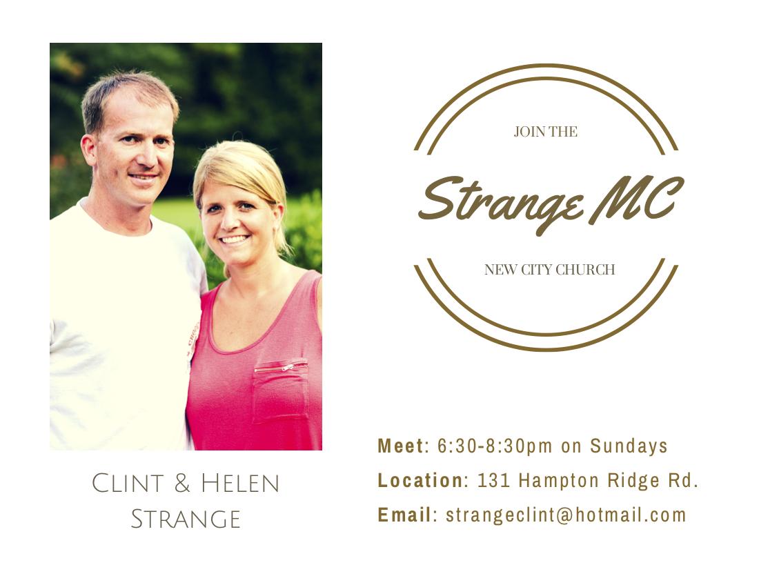 Email the Strange MC