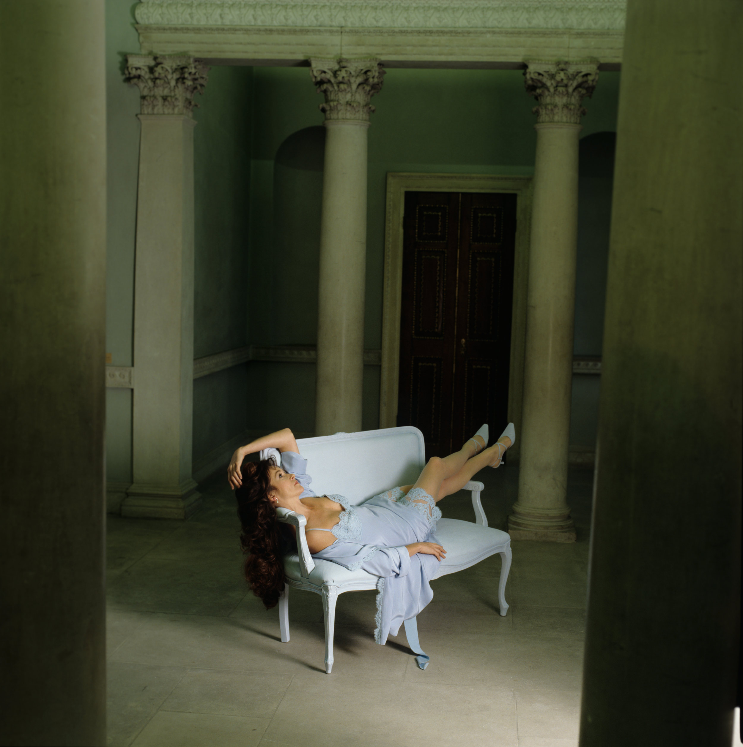 Cherie Lunghi (OK Magazine)