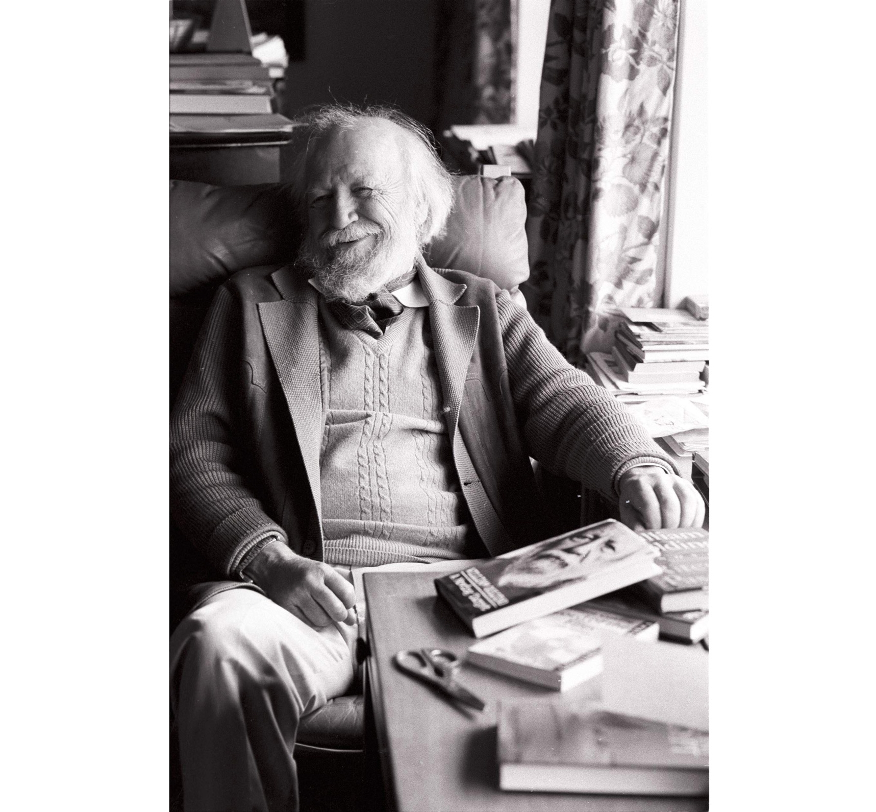William Golding - Broadchalke, Wiltshire