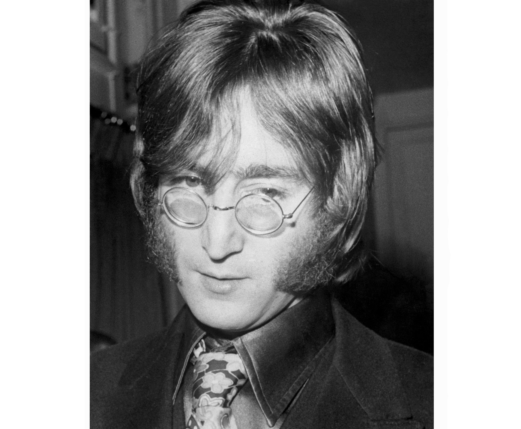 John Lennon - Hyde Park Hotel, London