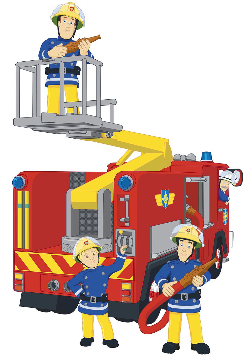 Fireman Sam - Published by Dynamo