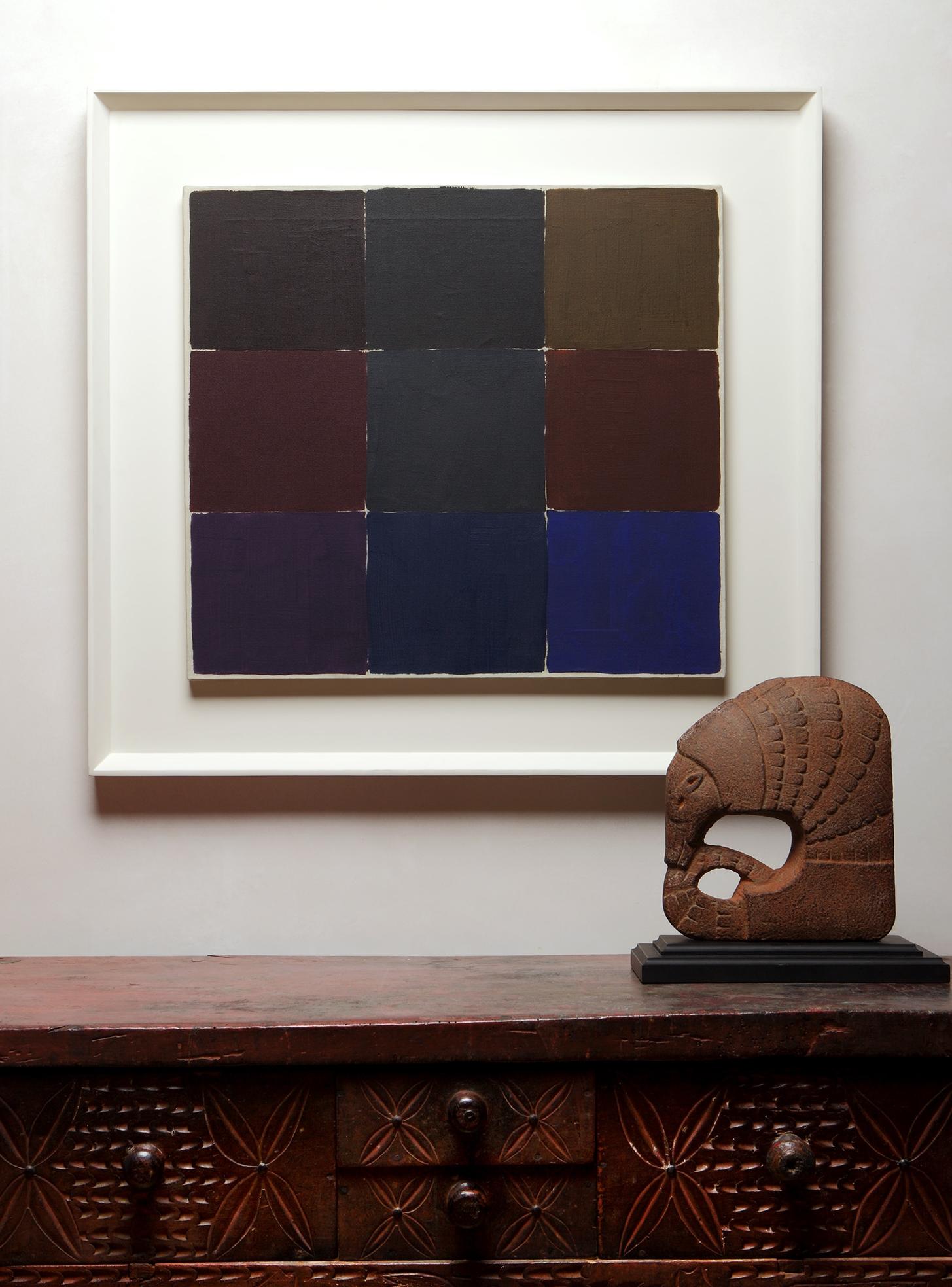 Untitled 1965  installation