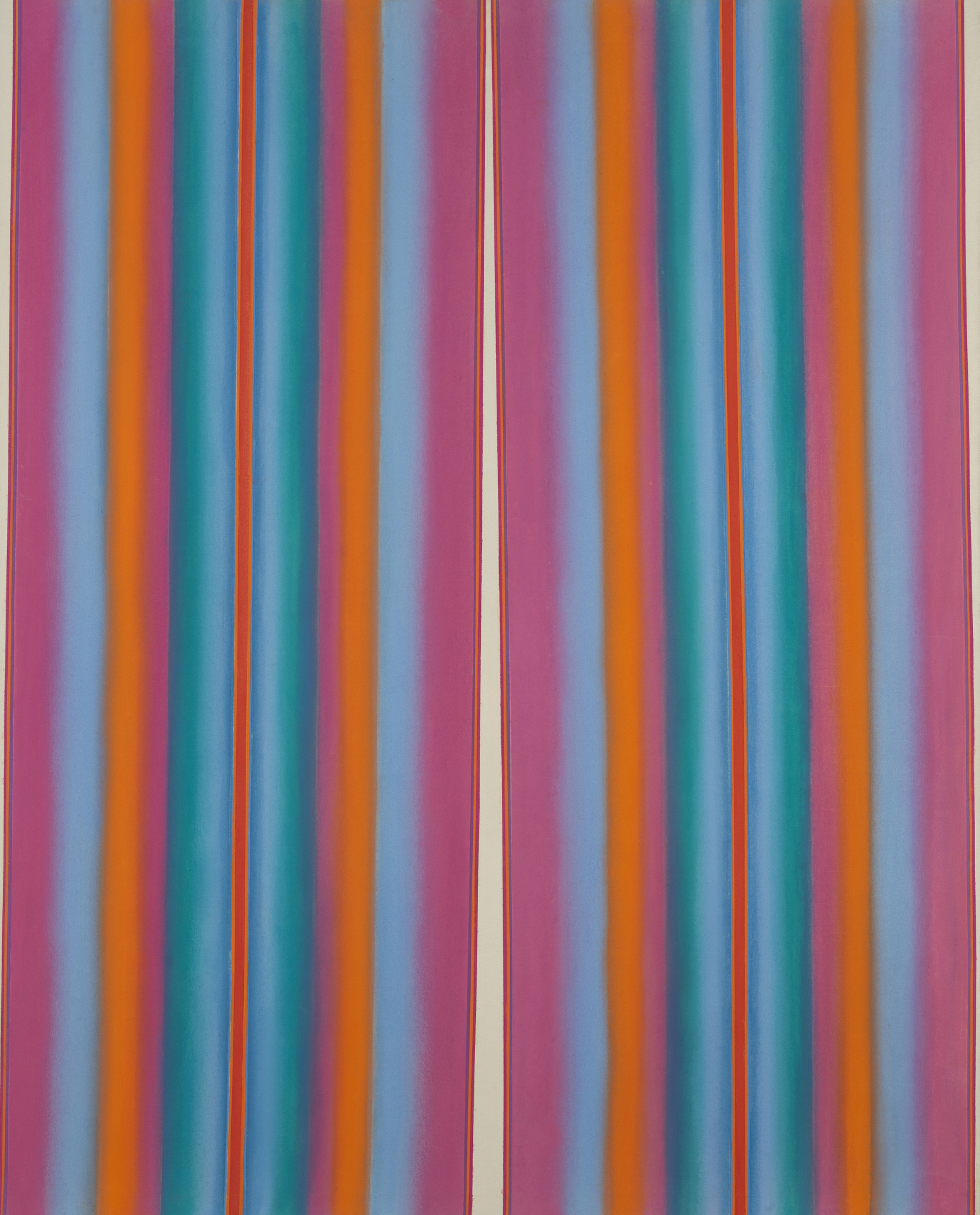Cathedral #13, 1968  , oil on canvas, 90 x 72 inches