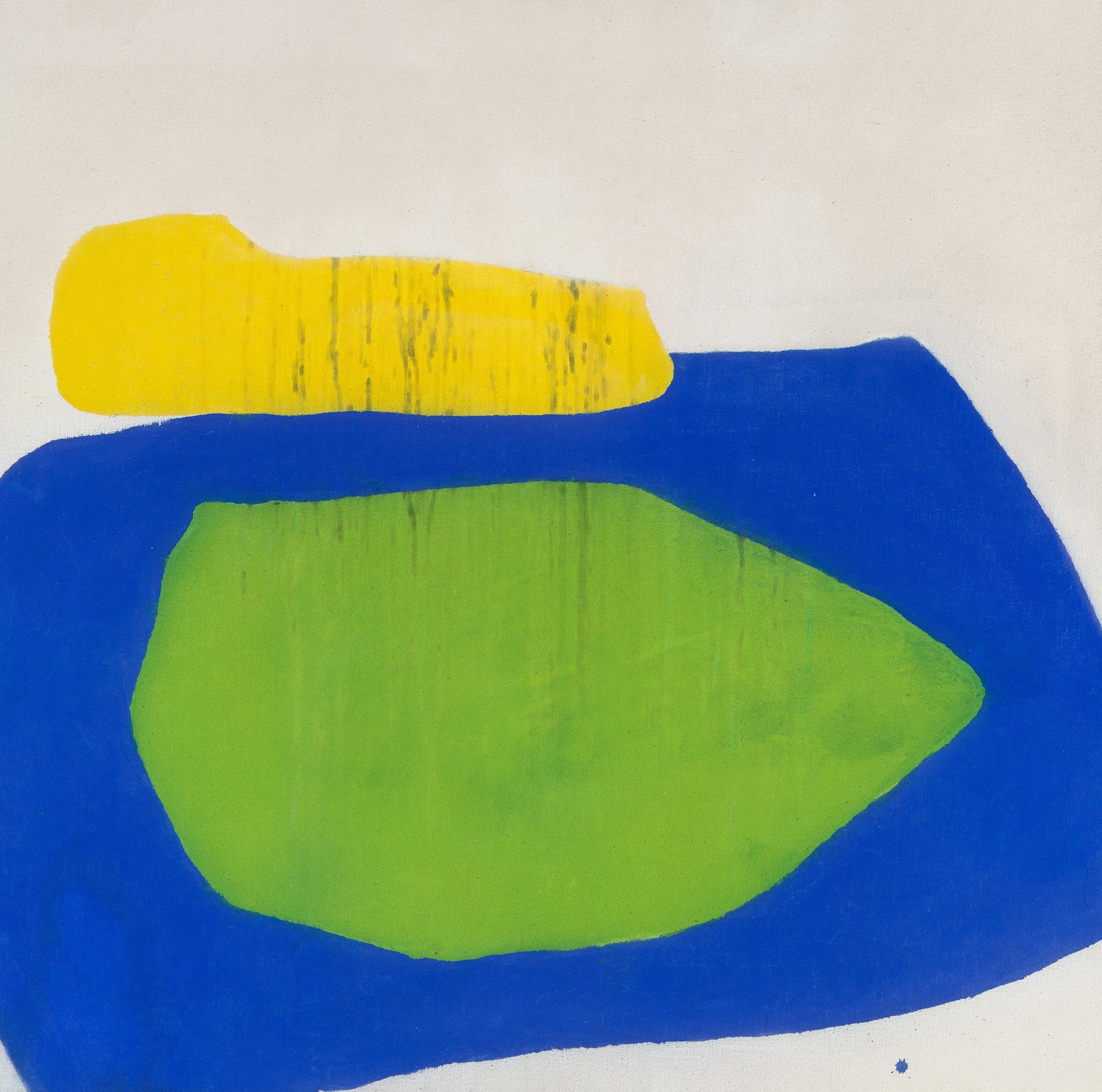 SOLD   Ozona, 1964, o il on canvas, 33 x 33 inches