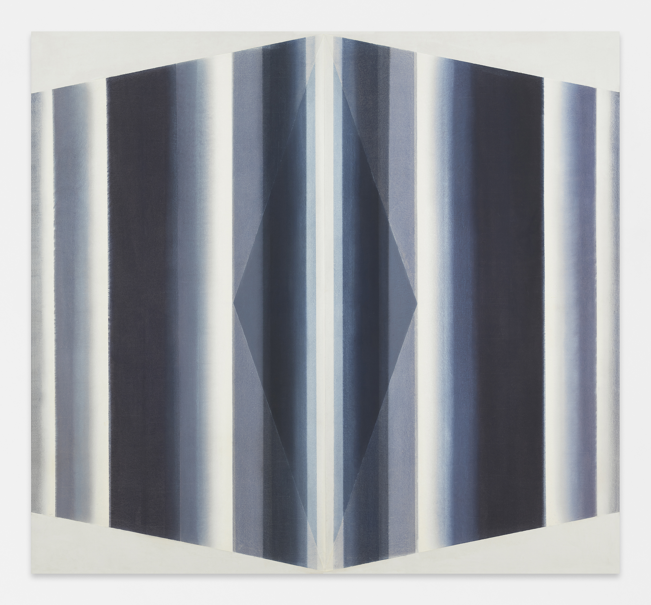 Black Light, 1966  , oil on canvas, 82 x 70 inches