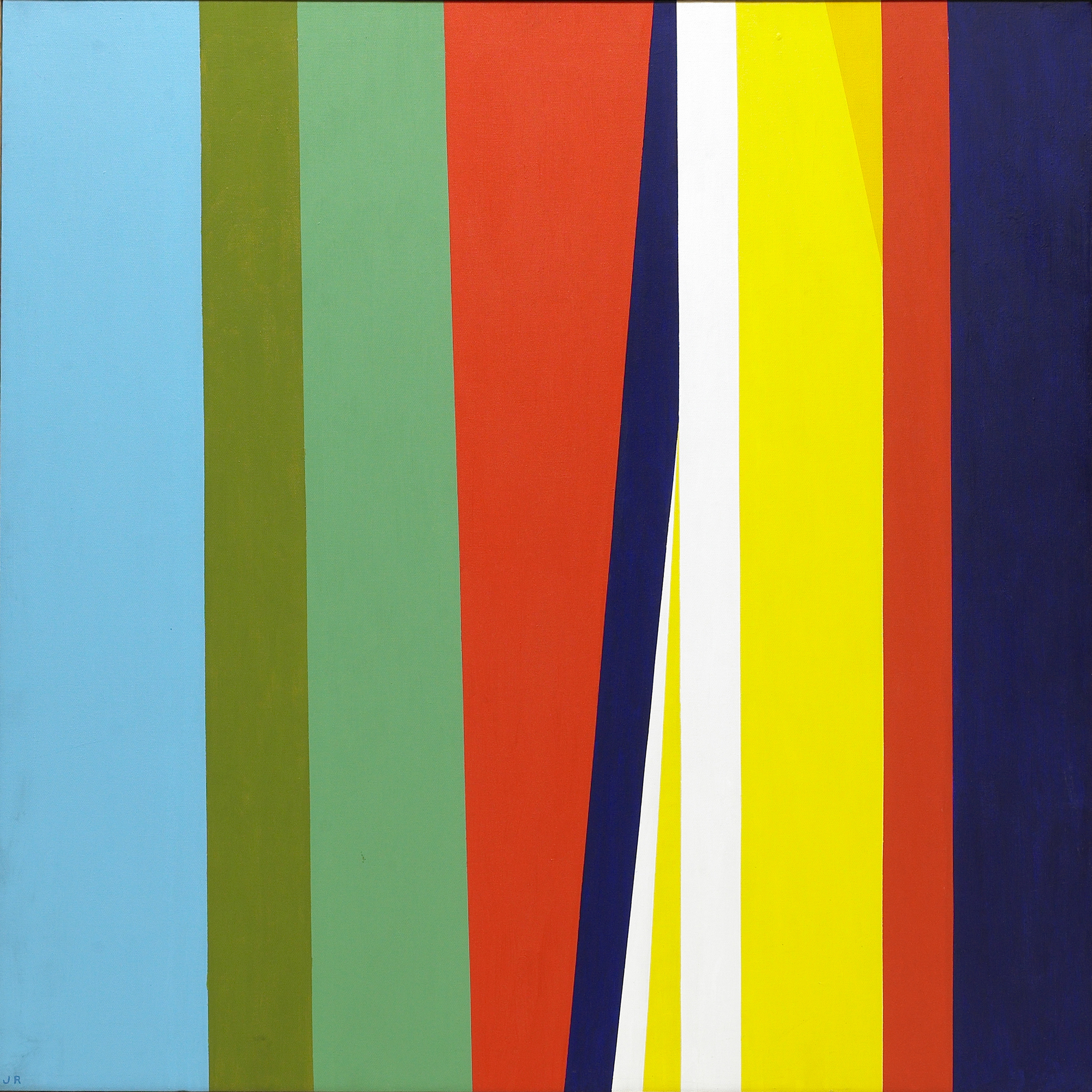 Untitled, 1969  , oil on canvas, 40 x 40 inches