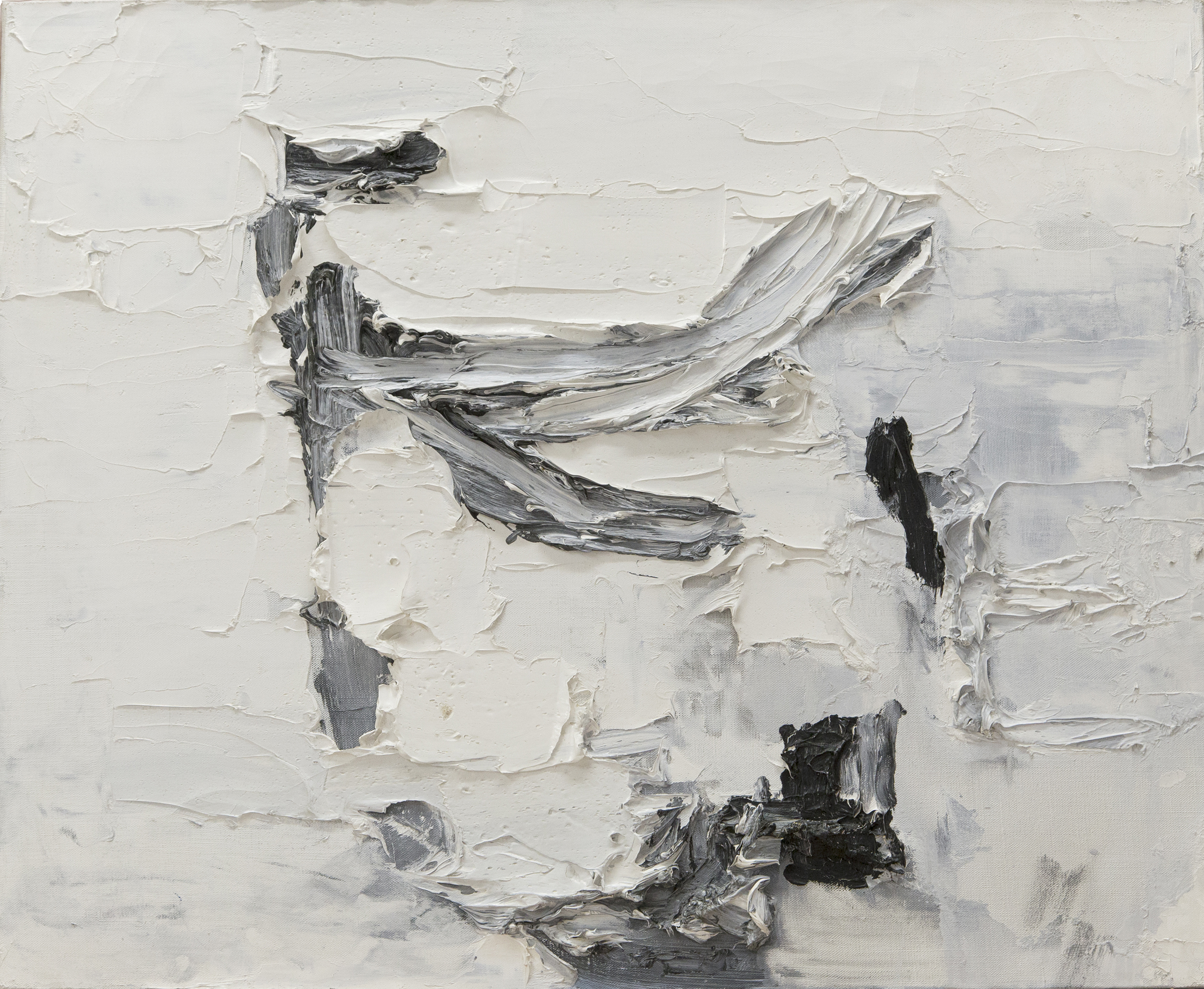 Untitled, 327 ,  Oil on canvas, 1969, 23 5/8 x 28 3/4 inches