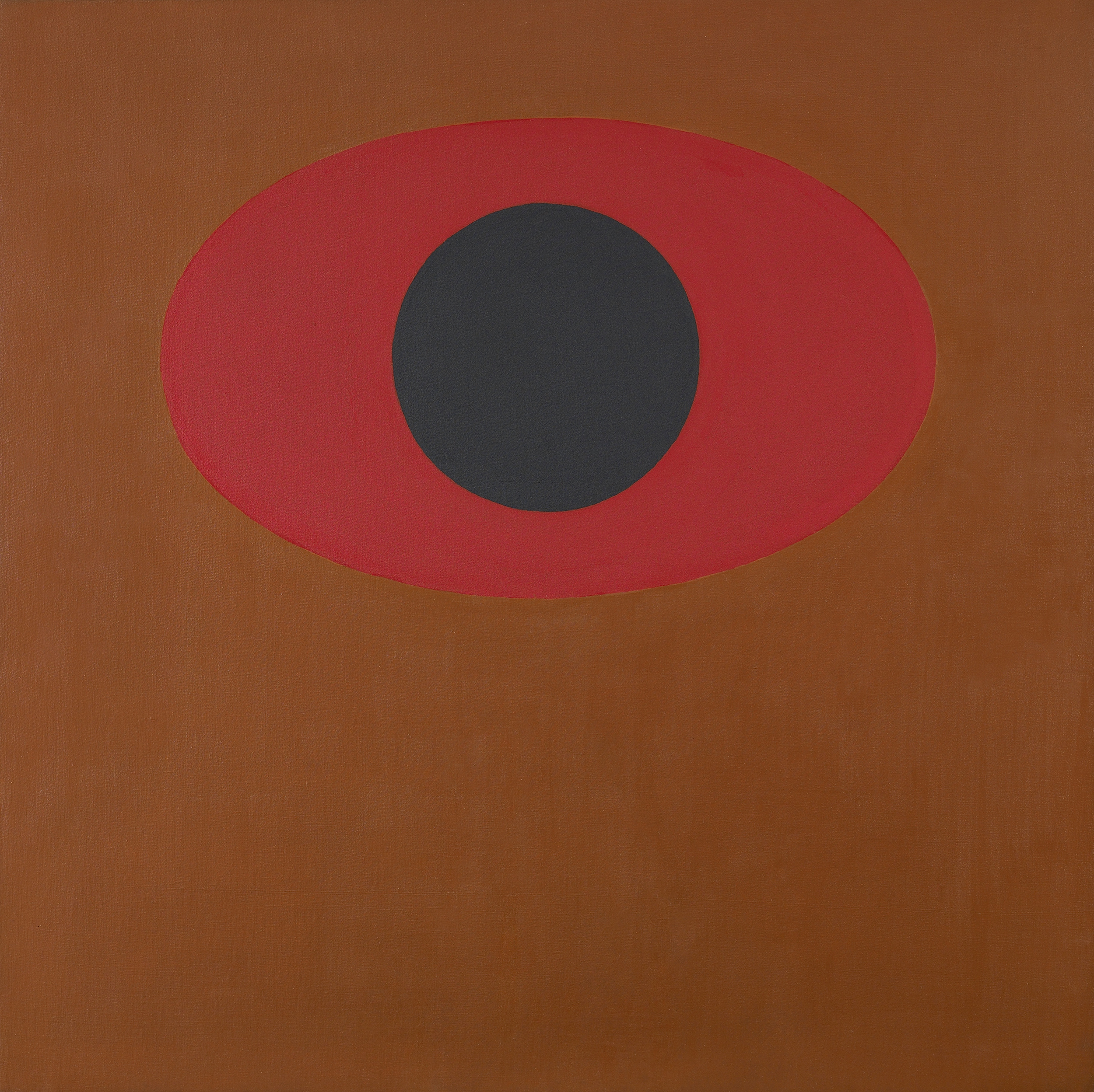 Brazilian Light,   1964, Acrylic on canvas, 45 x 45 inches