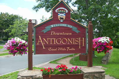 Visit Antigonish.