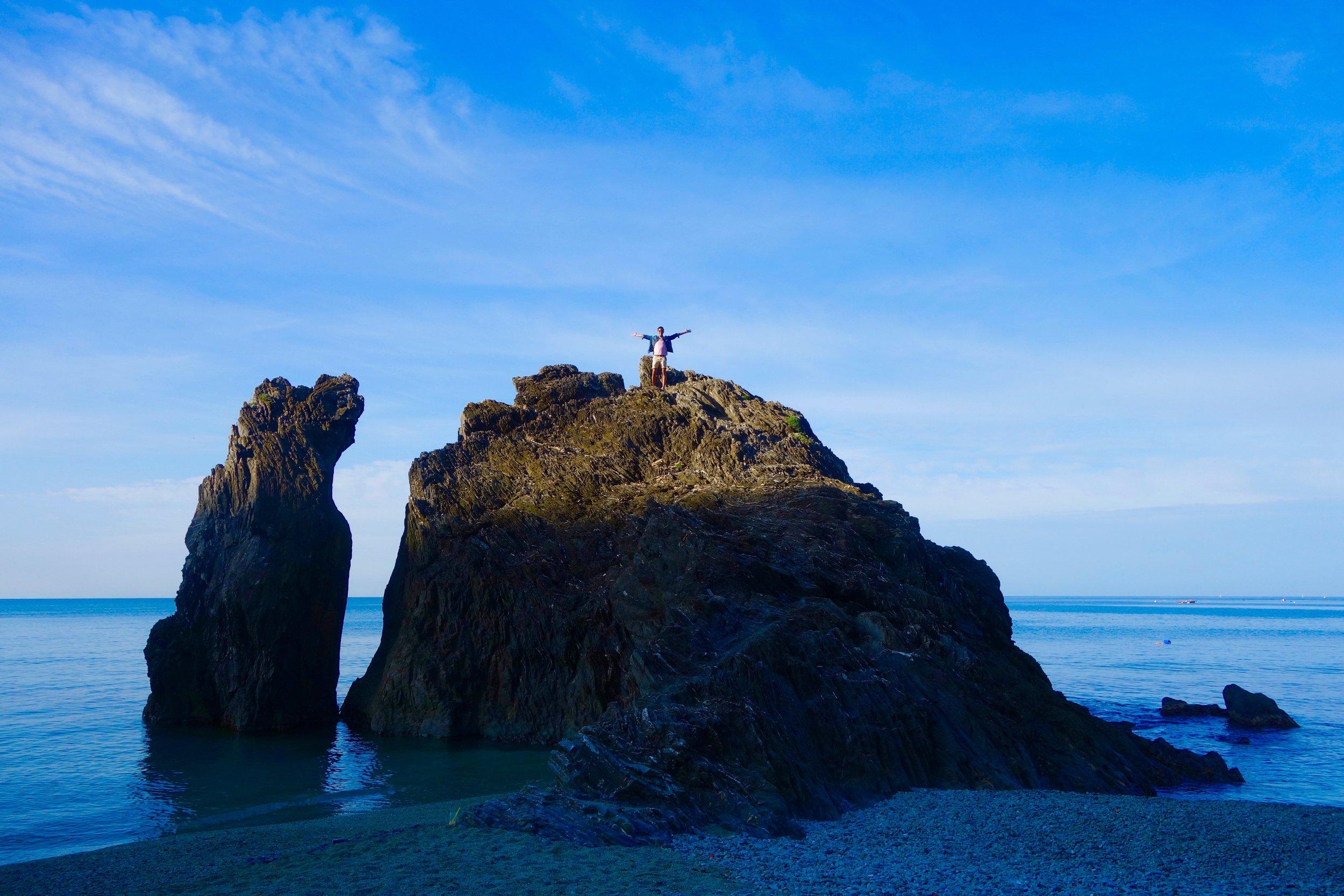Eden Rock, Cinque Terre