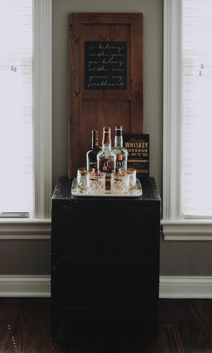 SPACES BY STEINITZ Family Neutral Home Bar