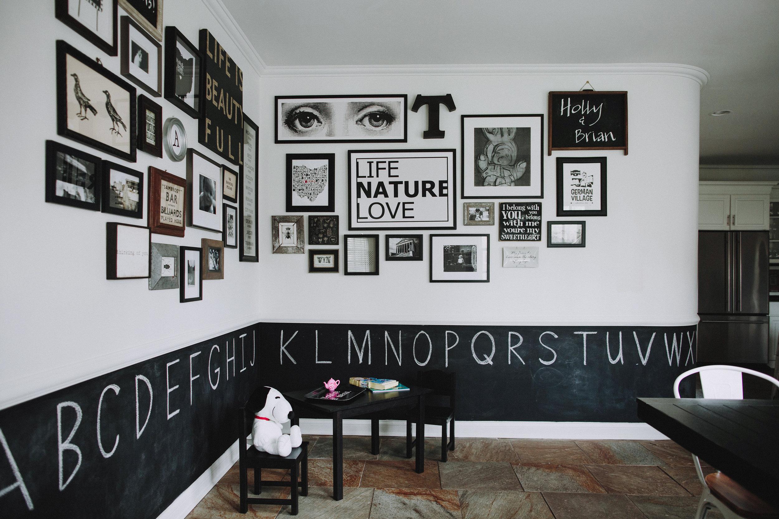 SPACES BY STEINITZ Neutral Family Home Kitchen