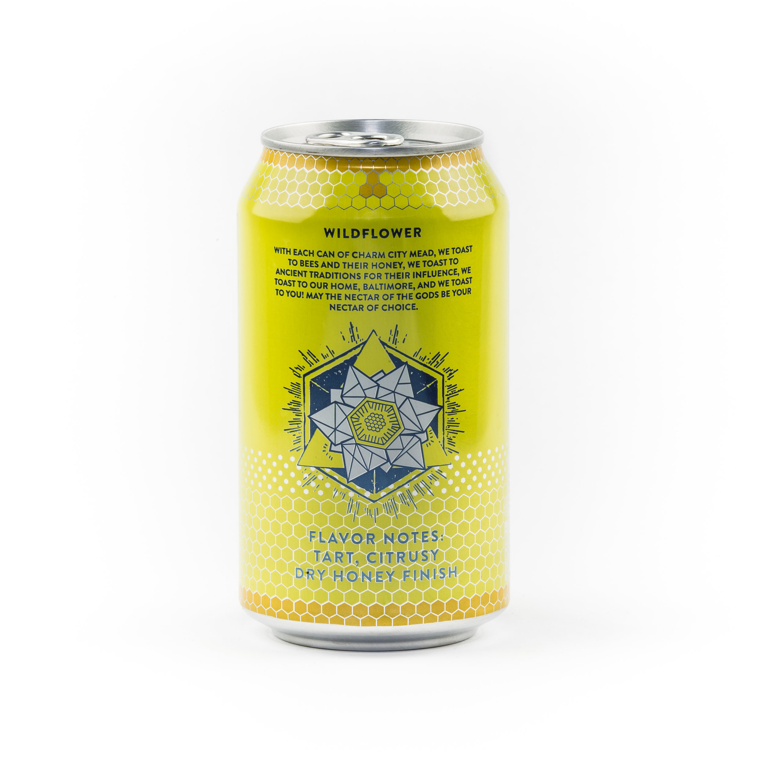 Wildflower Sparkling Canned Draft Mead