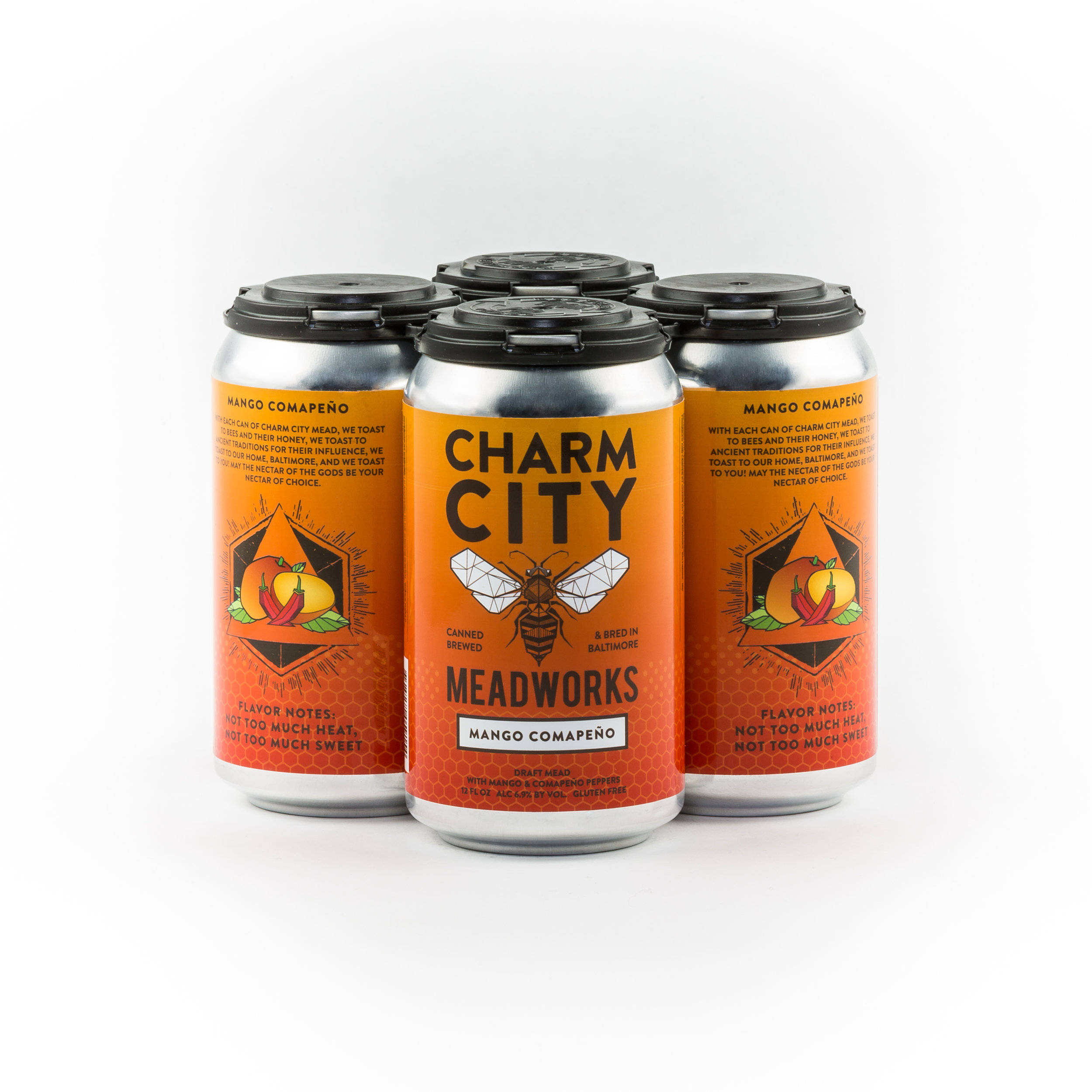 Image result for CHARM CITY MEAD MANGO COMAPENO