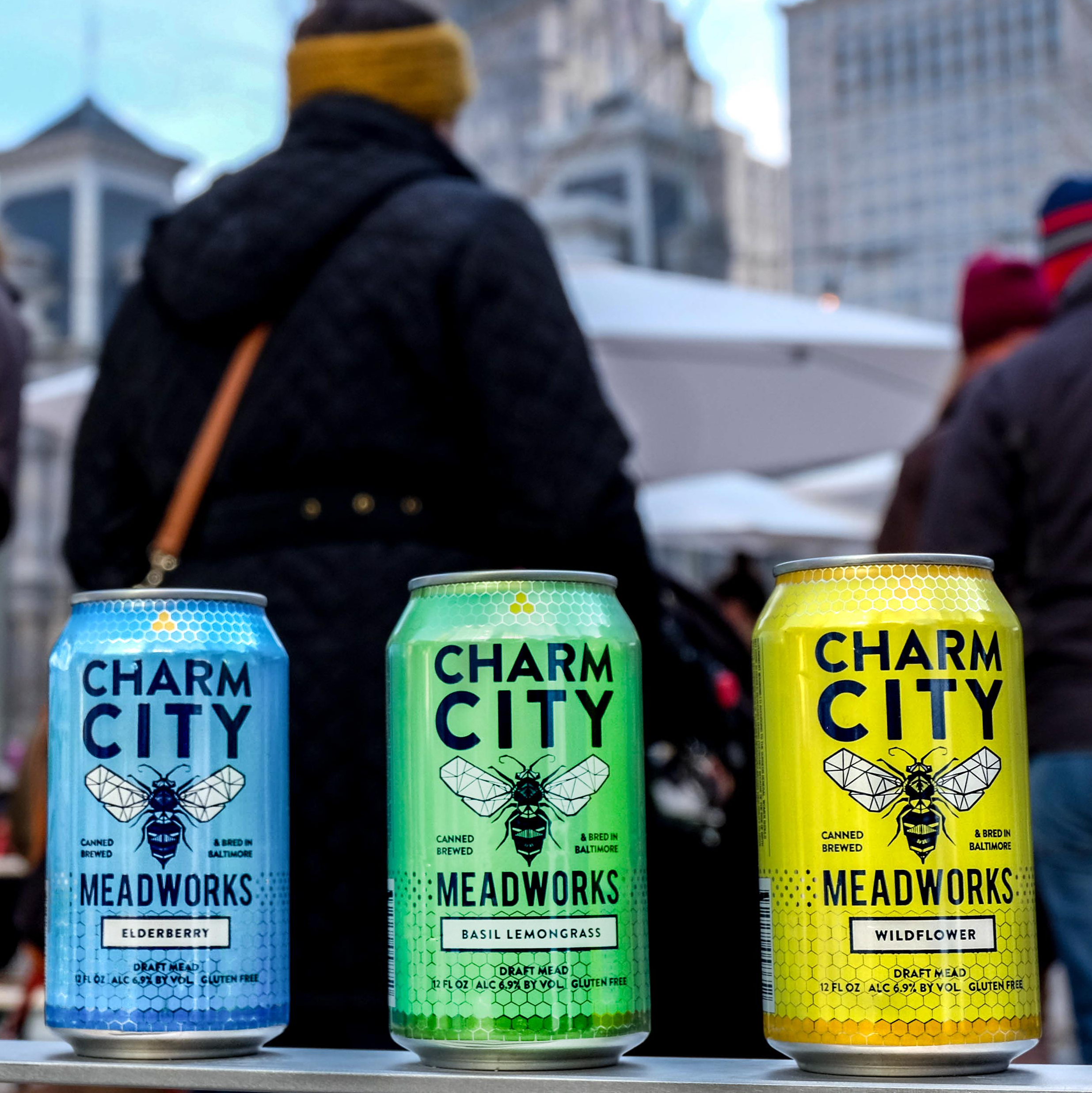 Photo of Low Calorie Craft Beverages in Love Park, Philadelphia