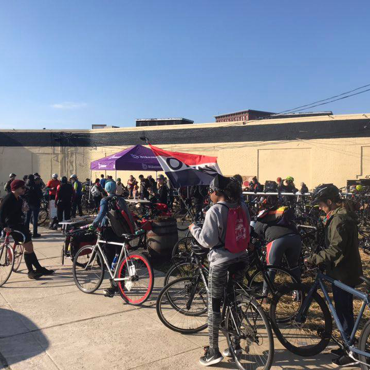 Cranksgiving 2019 Bikemore Cycling Meadworks