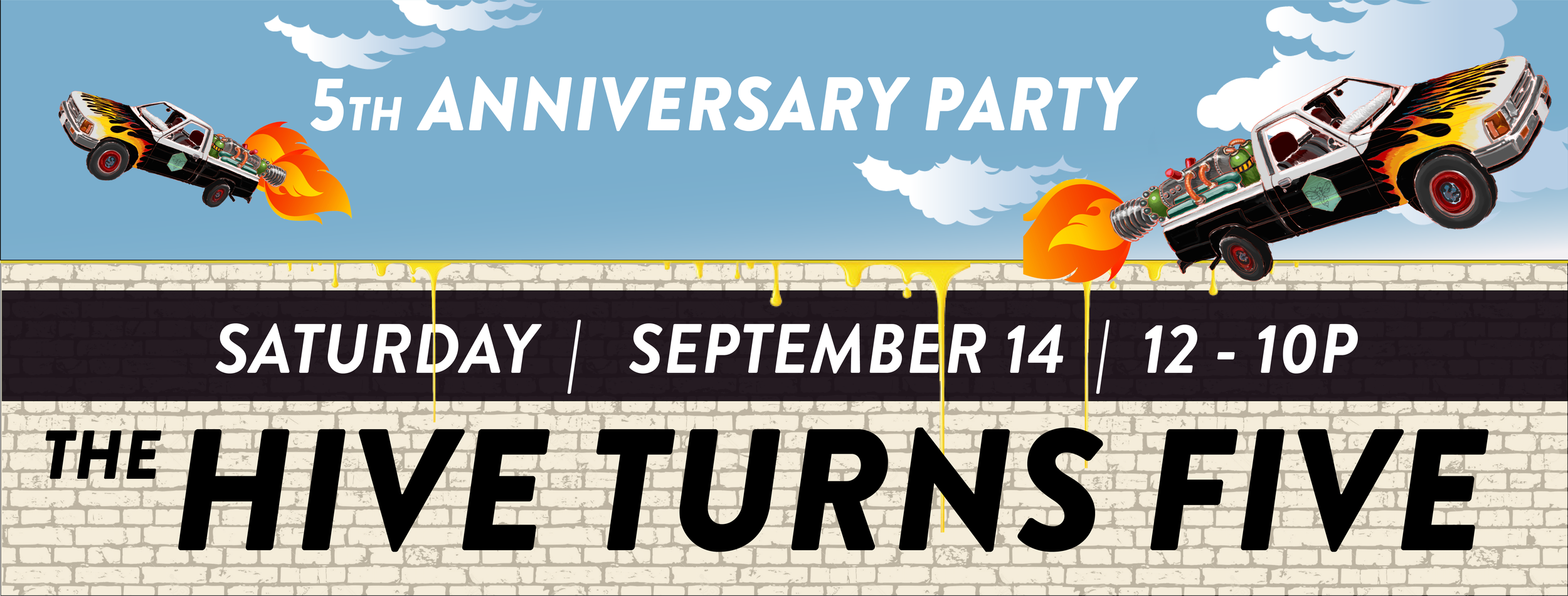 Hive Turns Five Charm City Meadworks Fifth Anniversary Party