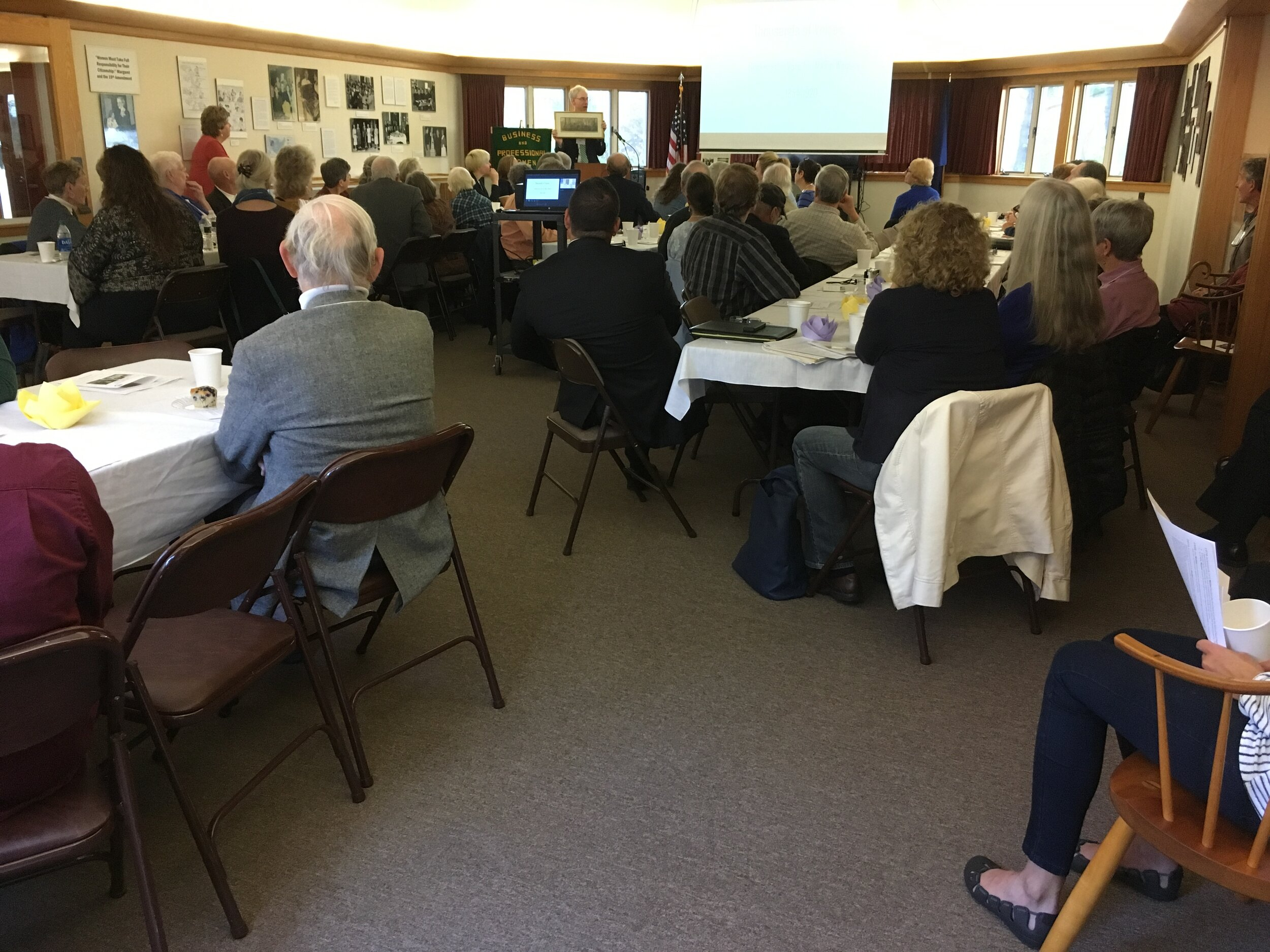 2019 Maine Town Meeting