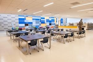 Ballou High School - Library - Washington, DC