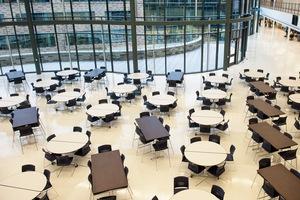 Ballou High School - Cafeteria - Washington, DC