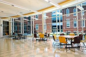 Luke C. Moore High School - Cafeteria - Washington, DC
