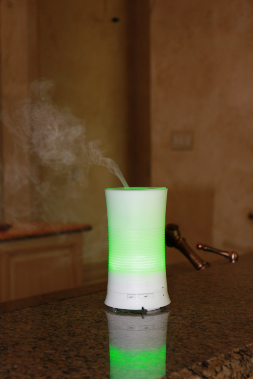 Essential oils diffuser from dr greens clean team