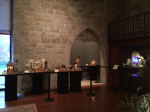 Navidad featured at Glencairn Museum