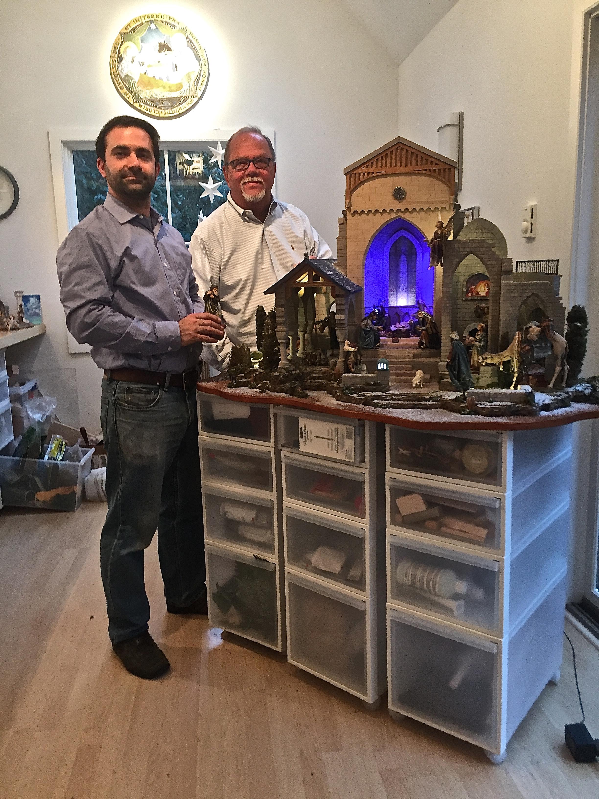A.J. DiAntonio & Michael Stumpf