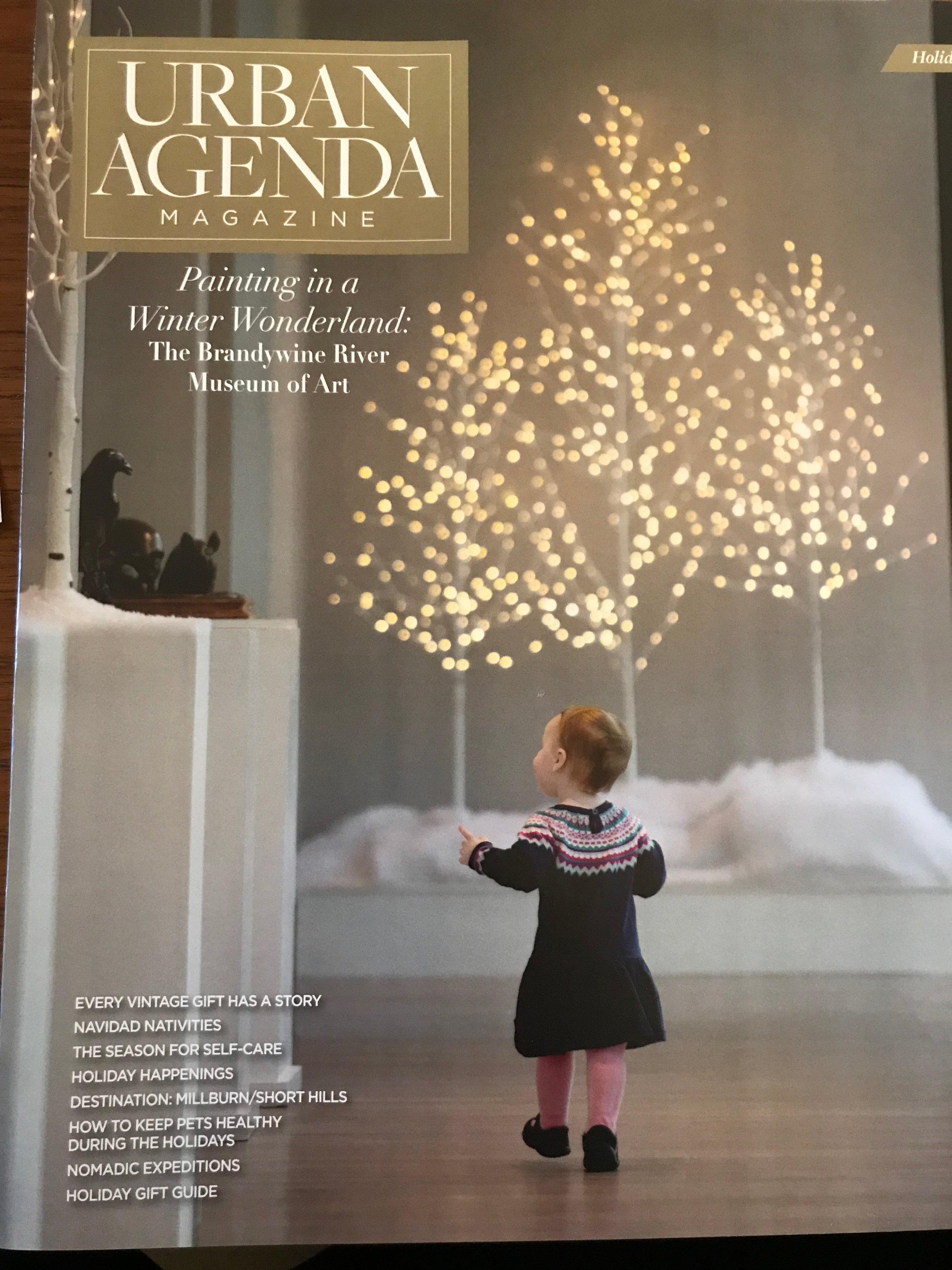 Urban Agenda featured Navidad Nativities
