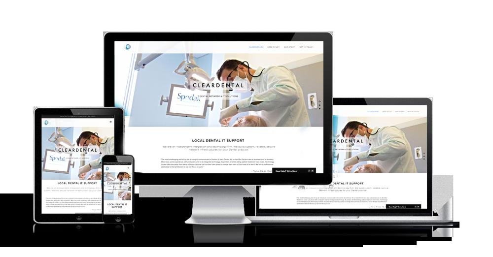 Dental Website Design Boca Raton Florida Ft Lauderdale