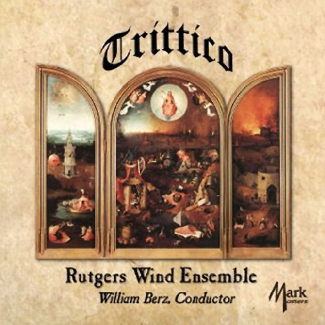"""Trittico"" |  Mark Masters | Released: December 19, 2007"