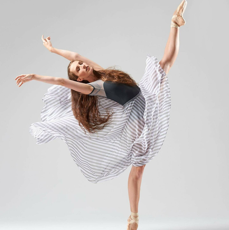 Shannon Maynor, dancer with Oregon Ballet Theatre Cello-Pointe, Patrelle
