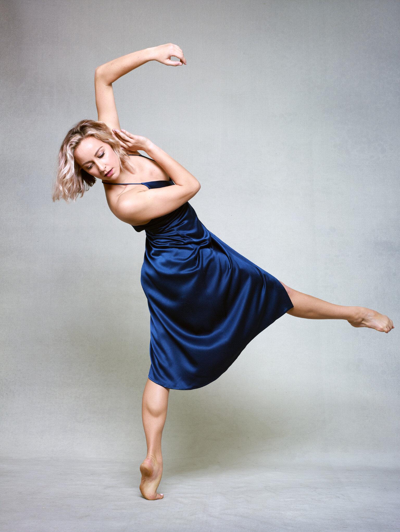 Natalie Leibert,Hubbard Street Dance Chicago and Bodytraffic in LA