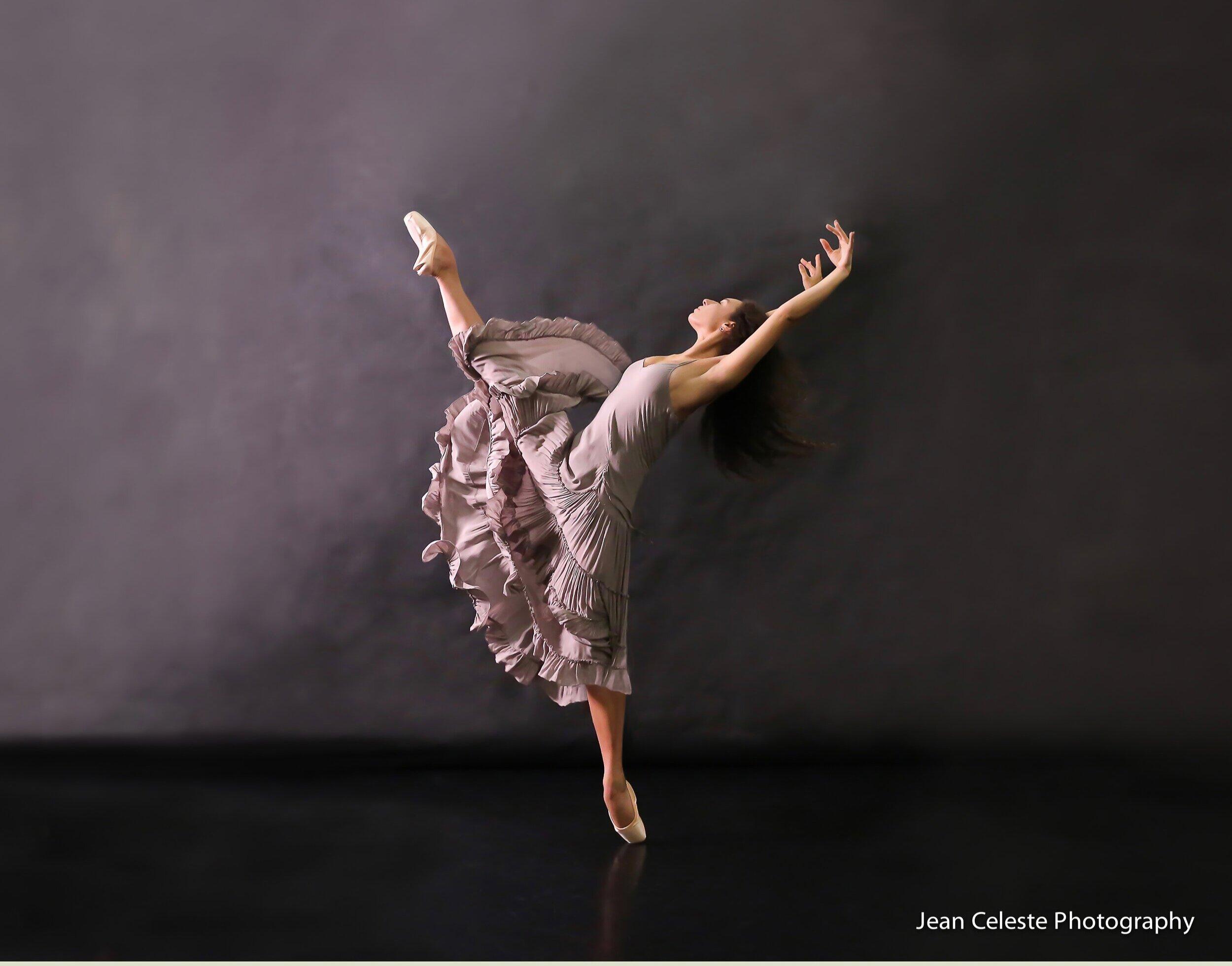 Naomi Corti, company member with New York City Ballet