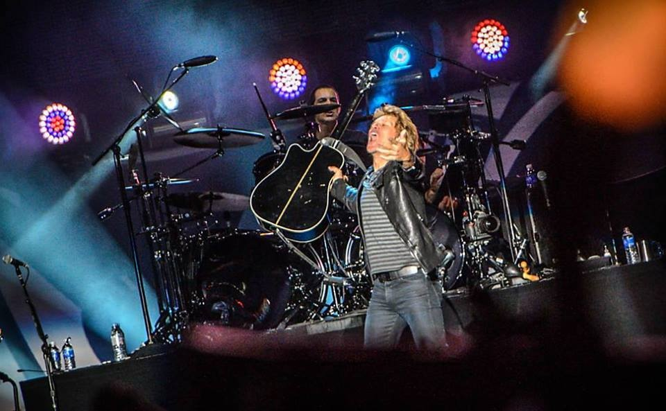 Bon Jovi - Because We Can Tour-Chile 2013