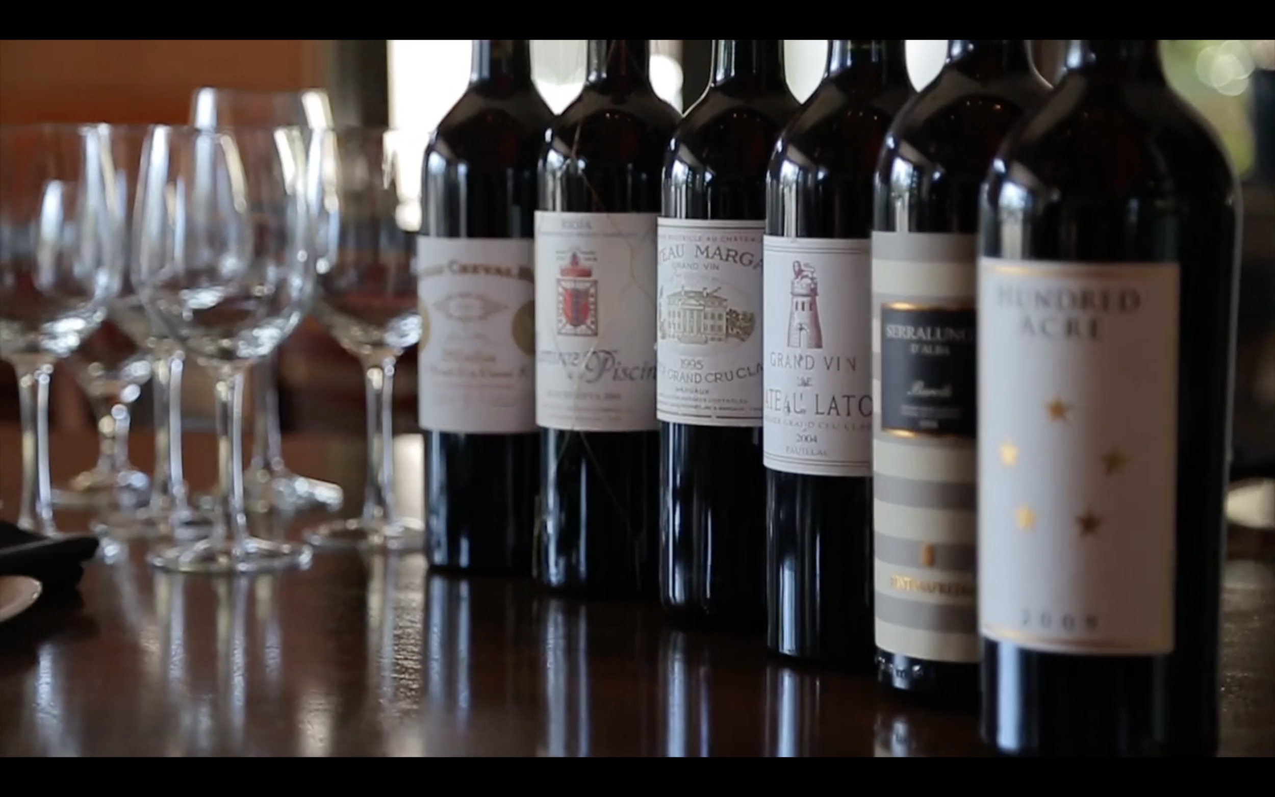 Hire a Sommelier for private event