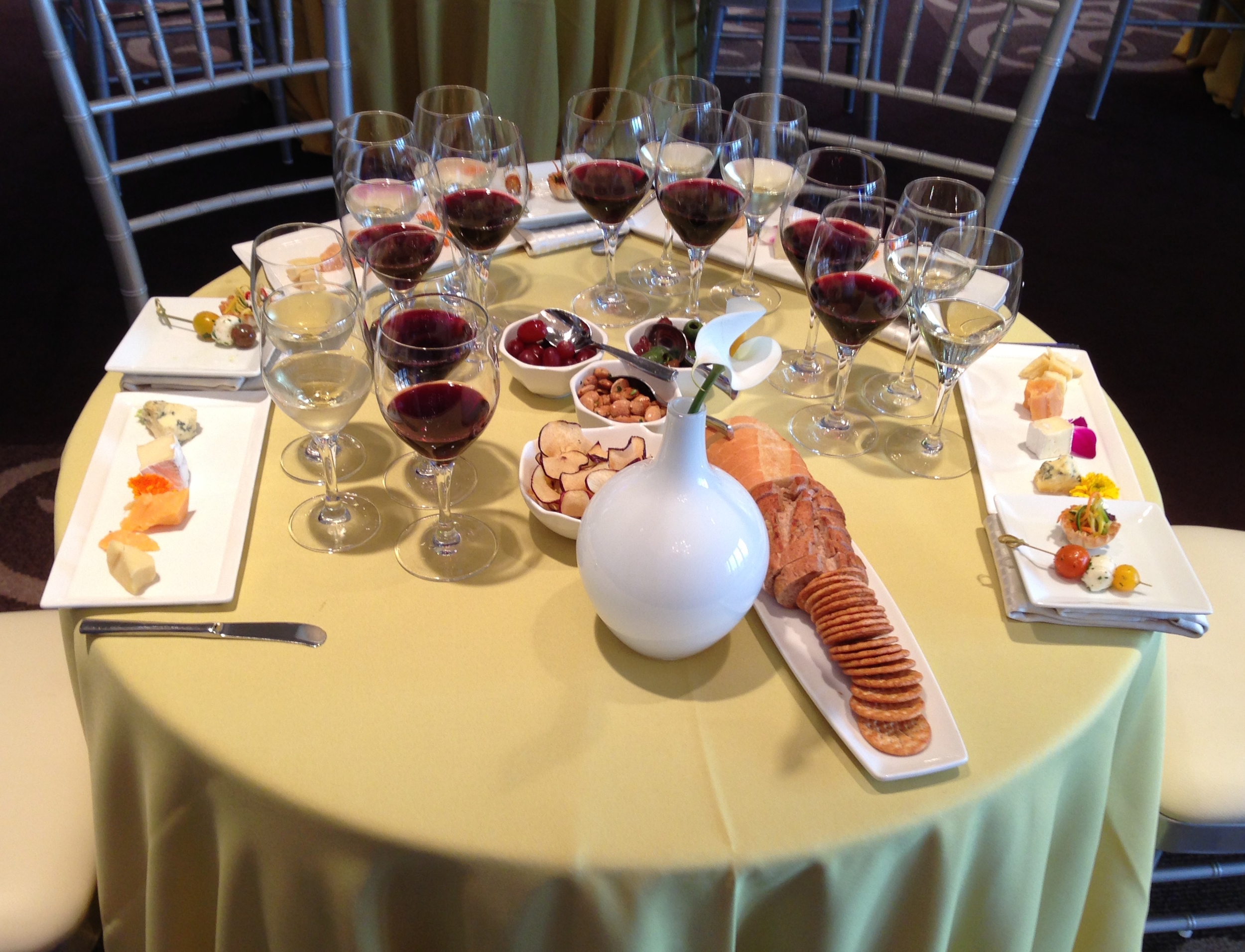 Wine Party Ideas Chicago
