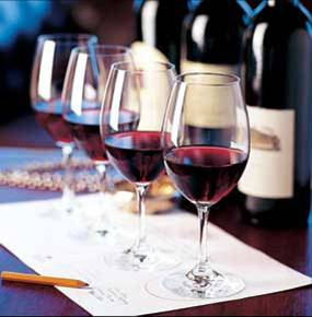 wine tasting sommelier dinner course san diego