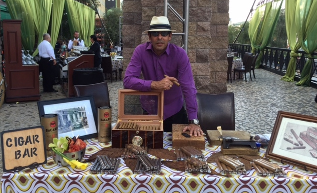 Best Private Cigar Tasting Events Cuban Bar