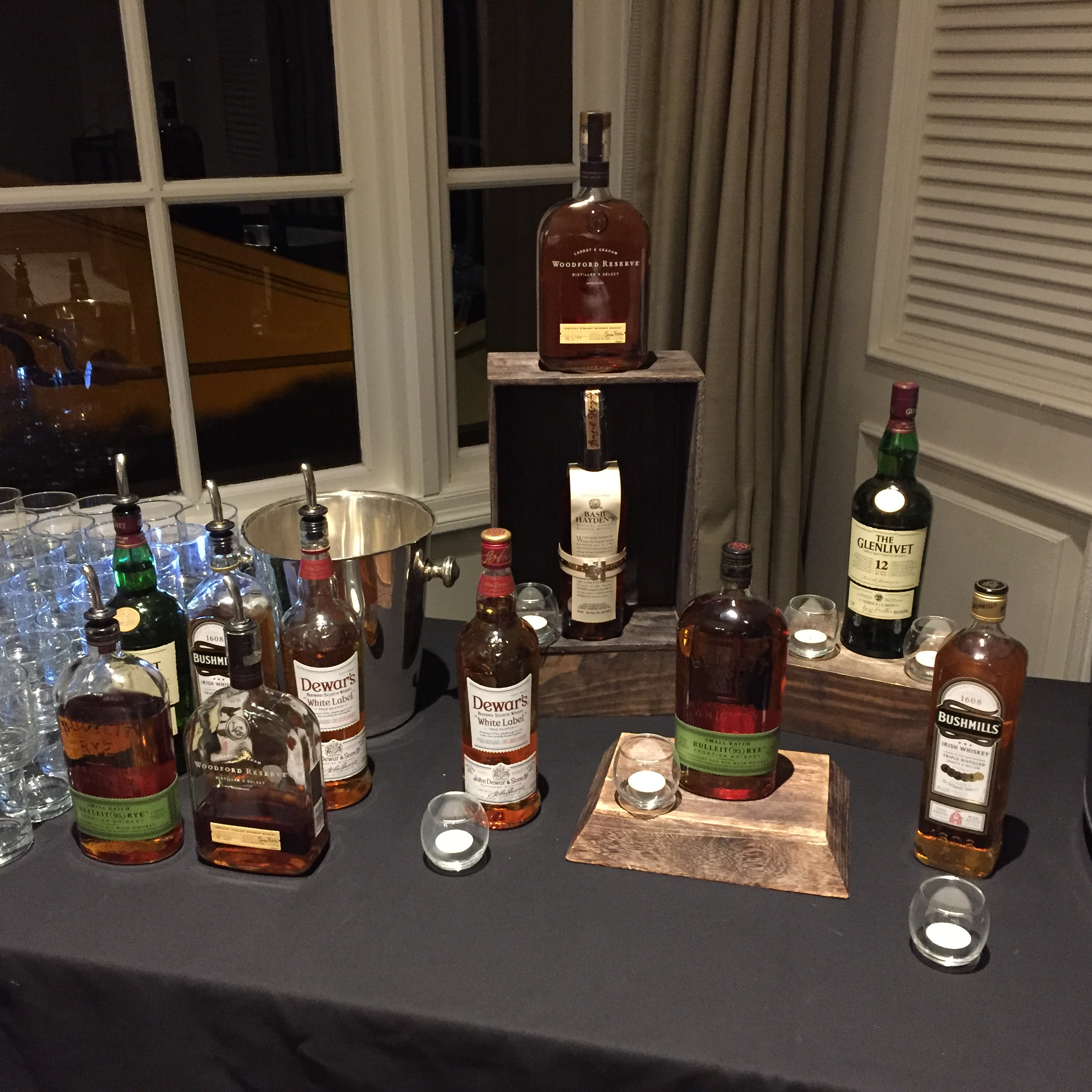 Scotch Bourbon Whiskey Expert Private Whisky Tasting