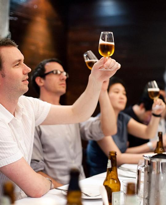 Private Beer Tasting Event Cicerone Beer Expert New York Los Angeles Las Vegas