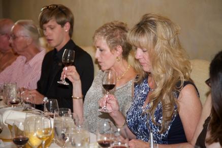 Wine Dinner Tasting Pairing