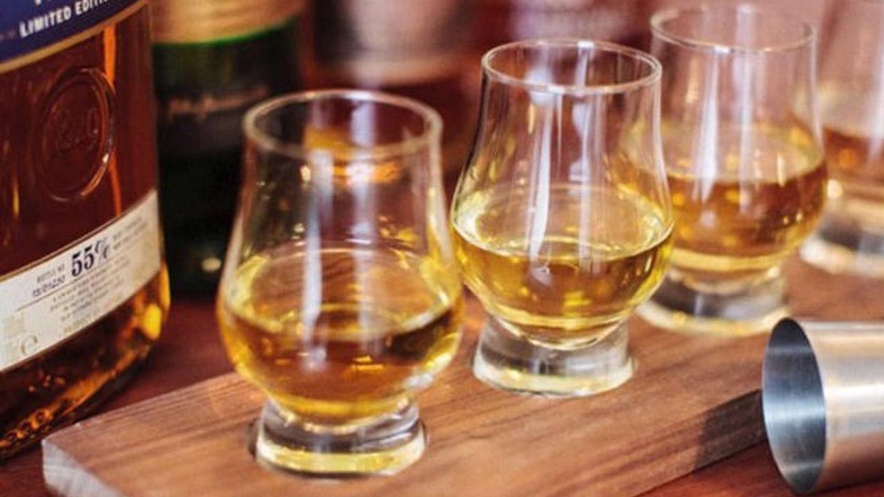 Toronto Whiskey Scotch Bourbon Tequila Whisky Tasting