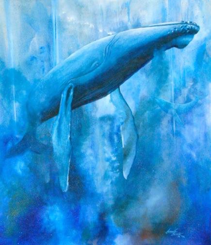 Sea Dreamers- oil on canvas