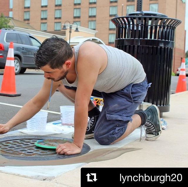 We're only a few days away from the #artstormlyh deadline! If you haven't had a chance to submit your ideas, there's still time until Friday, August 30th.  Visit our website at jamesriverarts.net/storm-drain-art-project to learn more!