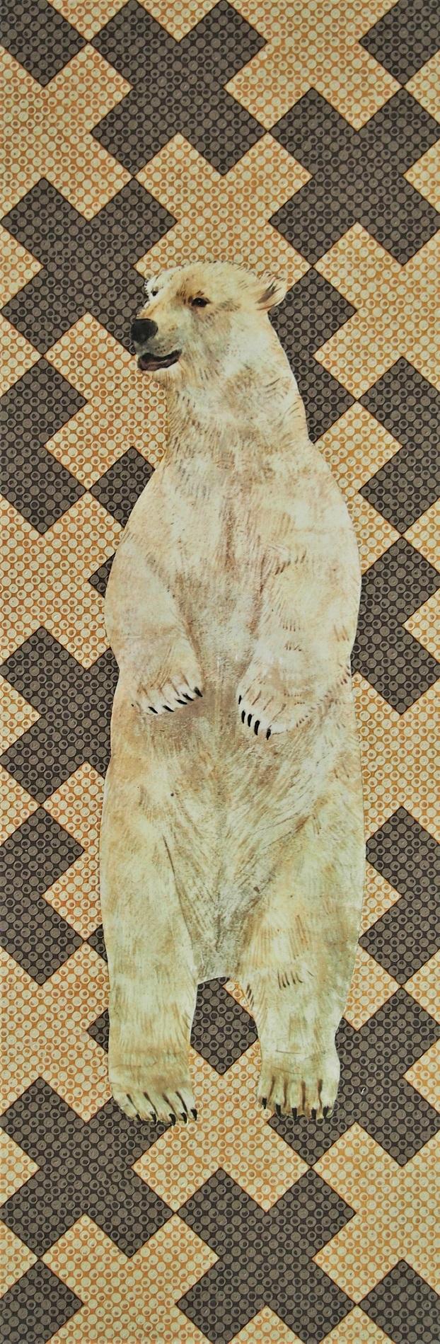Polar Bear 15x45cm £300